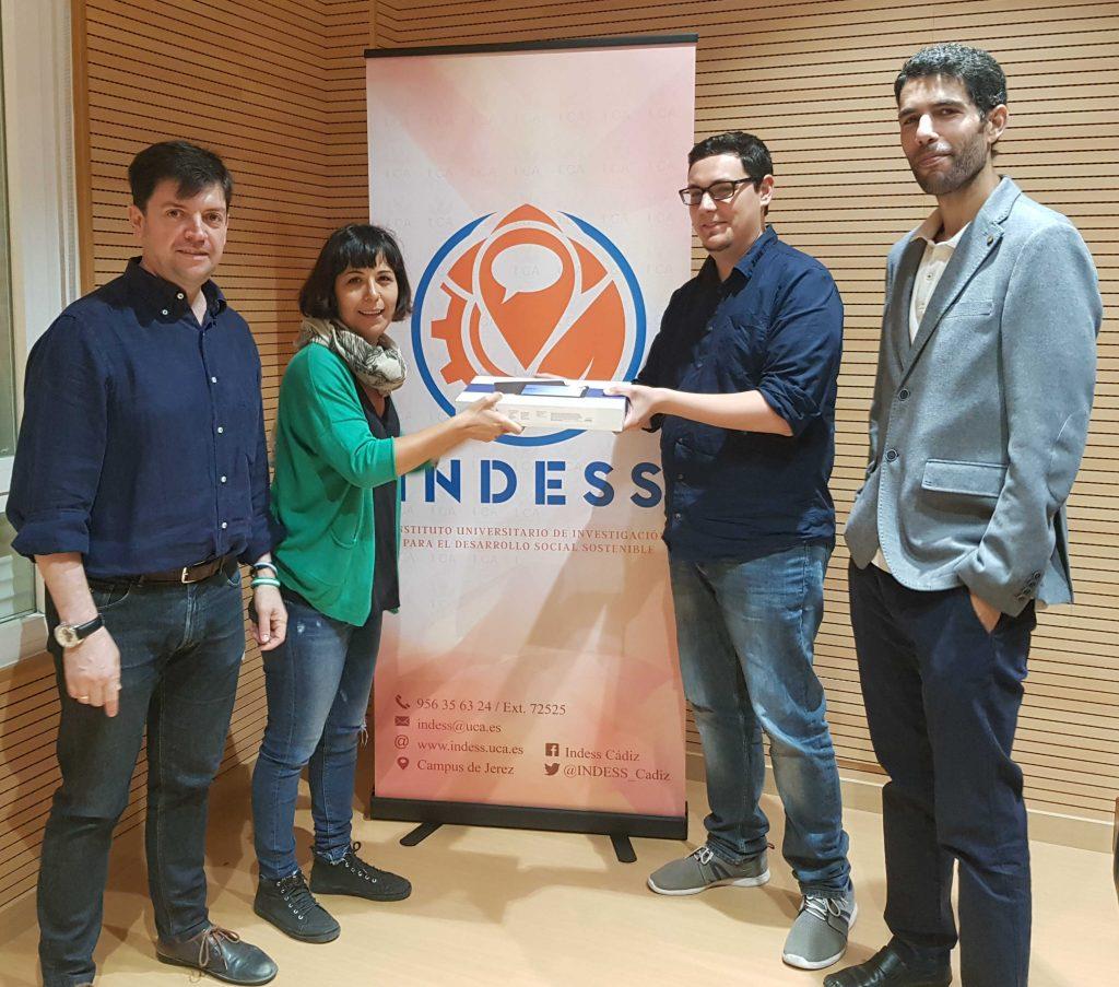 Ya se conoce al ganador del concurso de logosímbolos de Indess Media